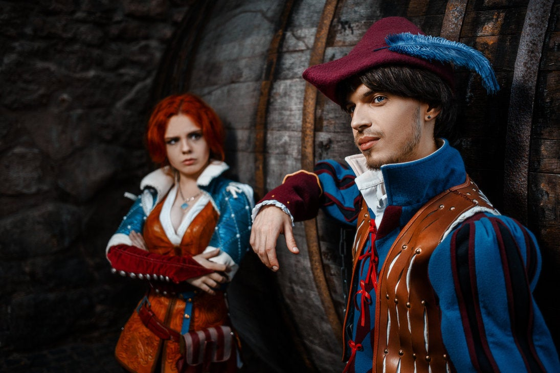 cosplay the-witcher-3