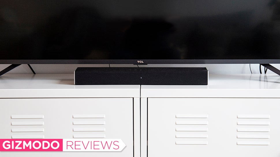 Vizio's New Soundbar Is A Killer Deal