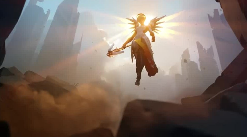 Overwatch Players Want Blizzard To Rework Mercy, But Can't Agree On How