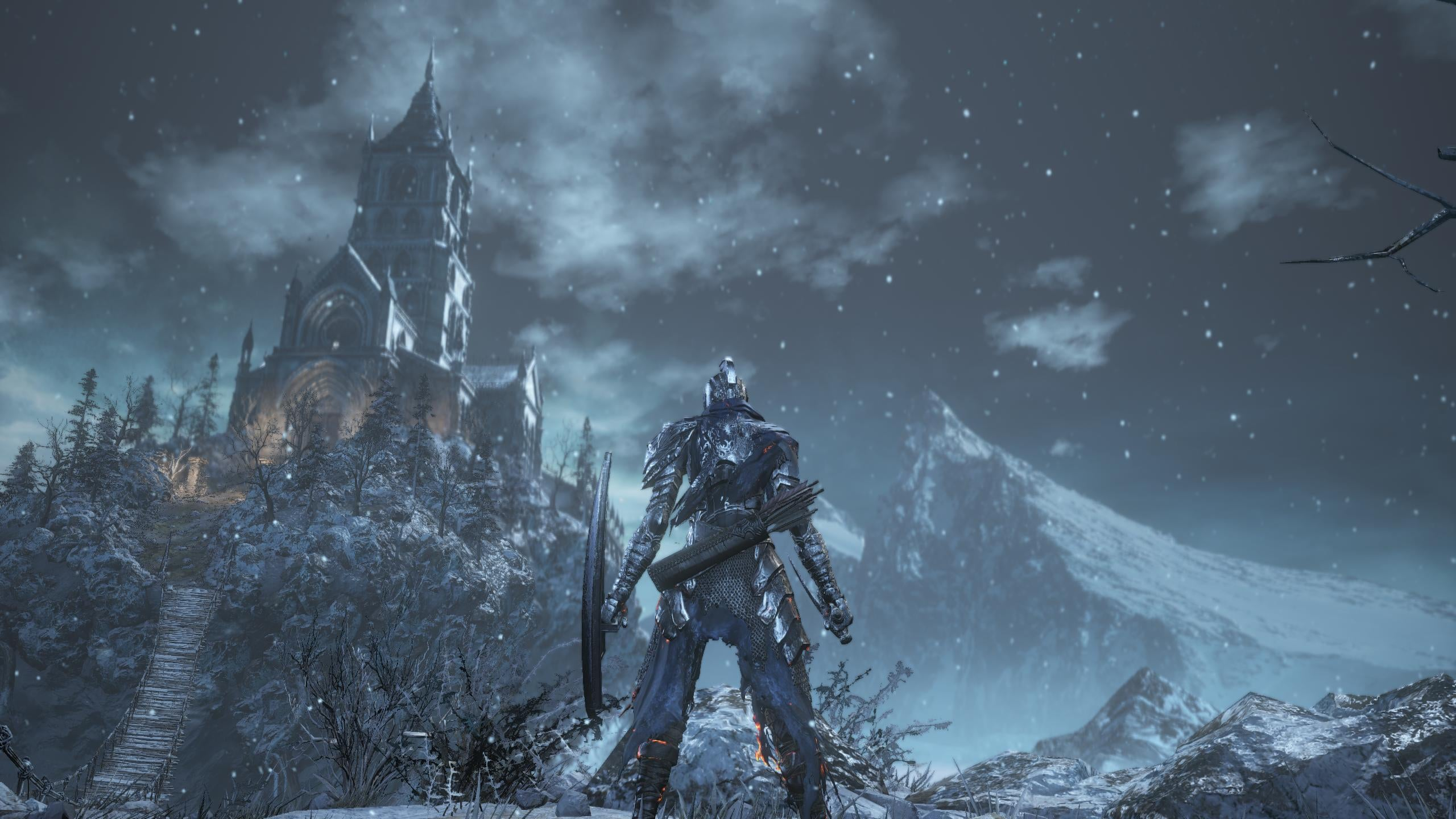 Dark Souls 3: Ashes Of Ariandel Is Fun, If A Little Unsatisfying