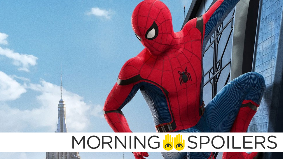 More Spider-Man: Far From Home Set Pictures Give Us Another Look At The New Costume