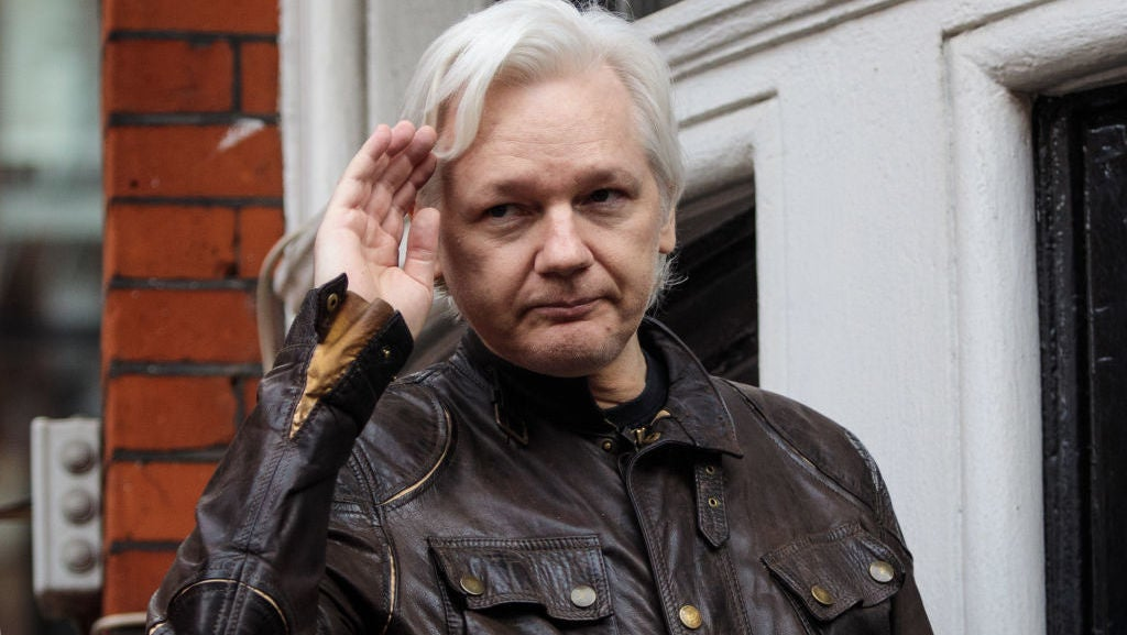 Julian Assange Turned Down Dirt On Russia
