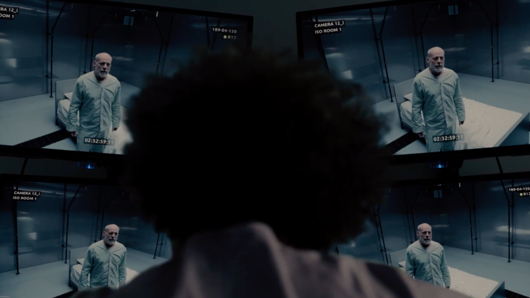 Newest Glass Trailer Blurs The Line Between Fantasy And Reality