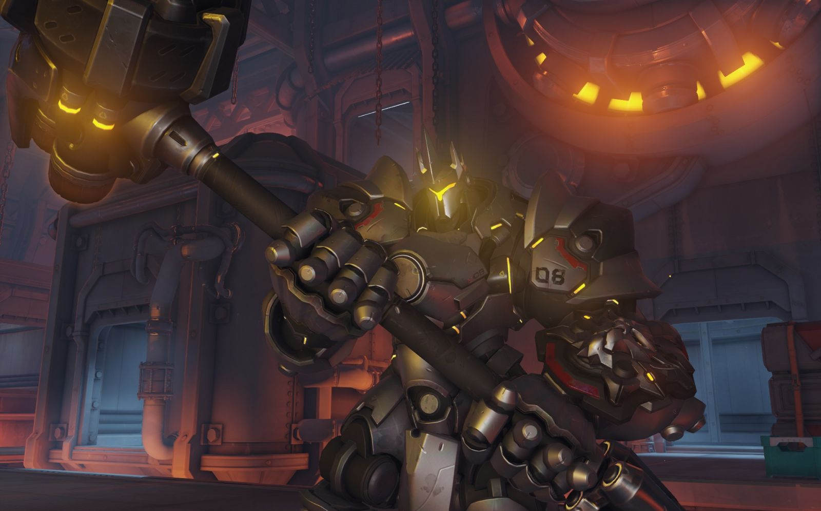 Pro Overwatch Players Use Wall Of Tanks To Overwhelm Enemy Team