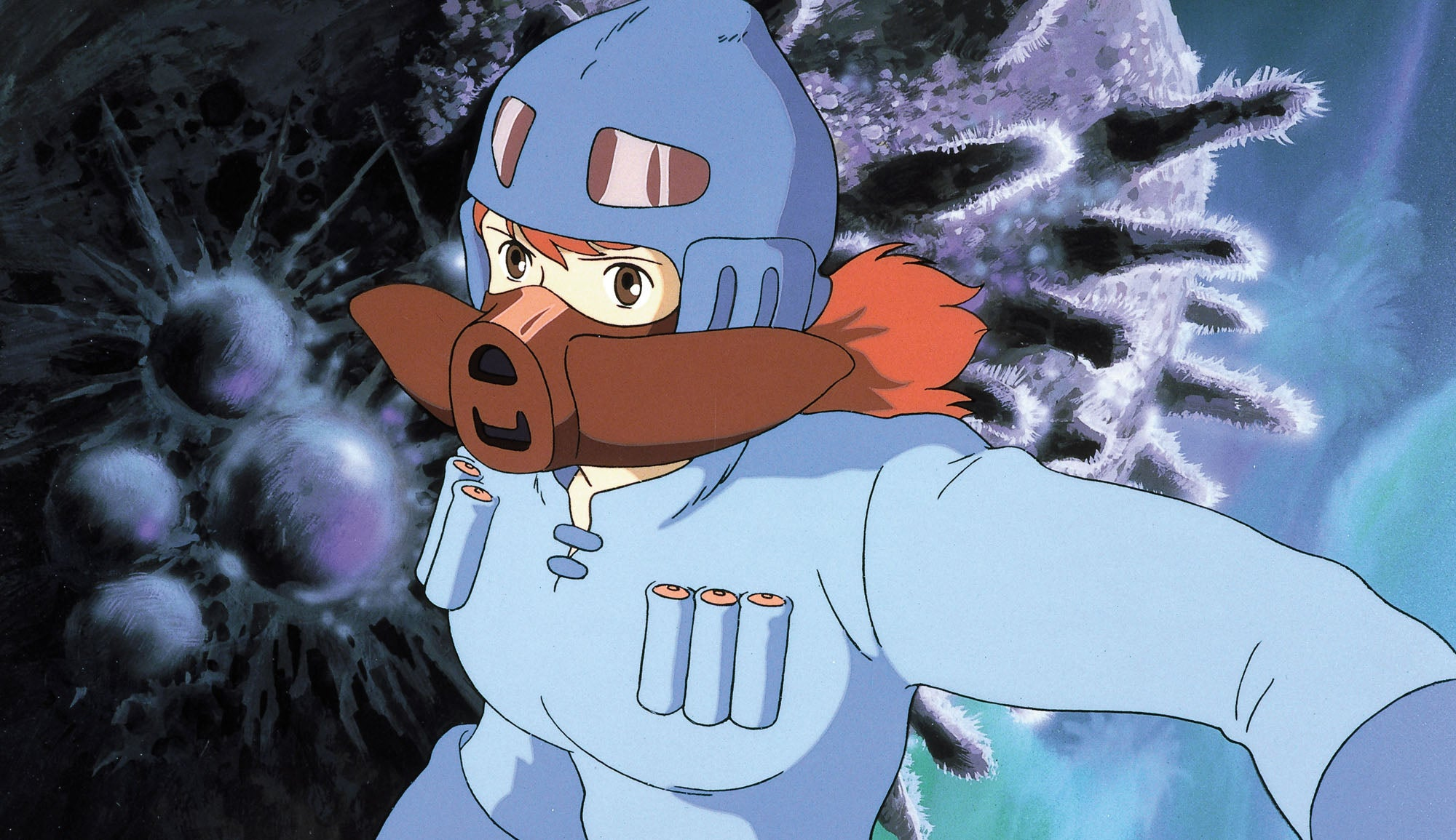 Hayao Miyazaki Wants You To Know Why Nausicaä Has Large Breasts