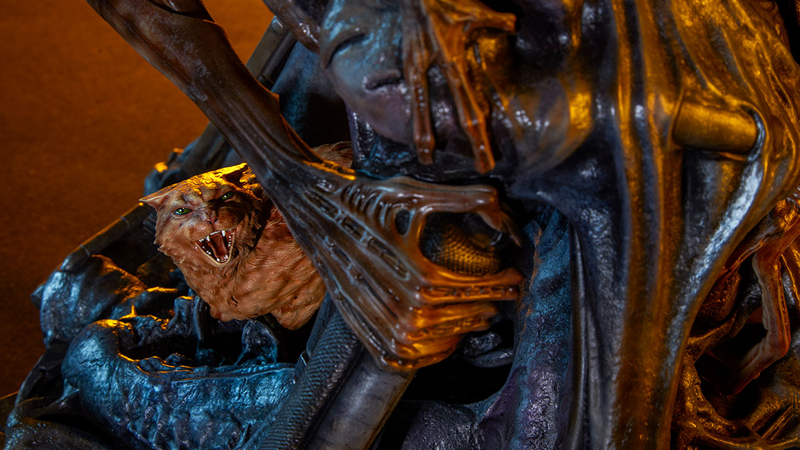 Forget The Xenomorph, Jonesy The Cat Is The Real Star Of This Alien Statue