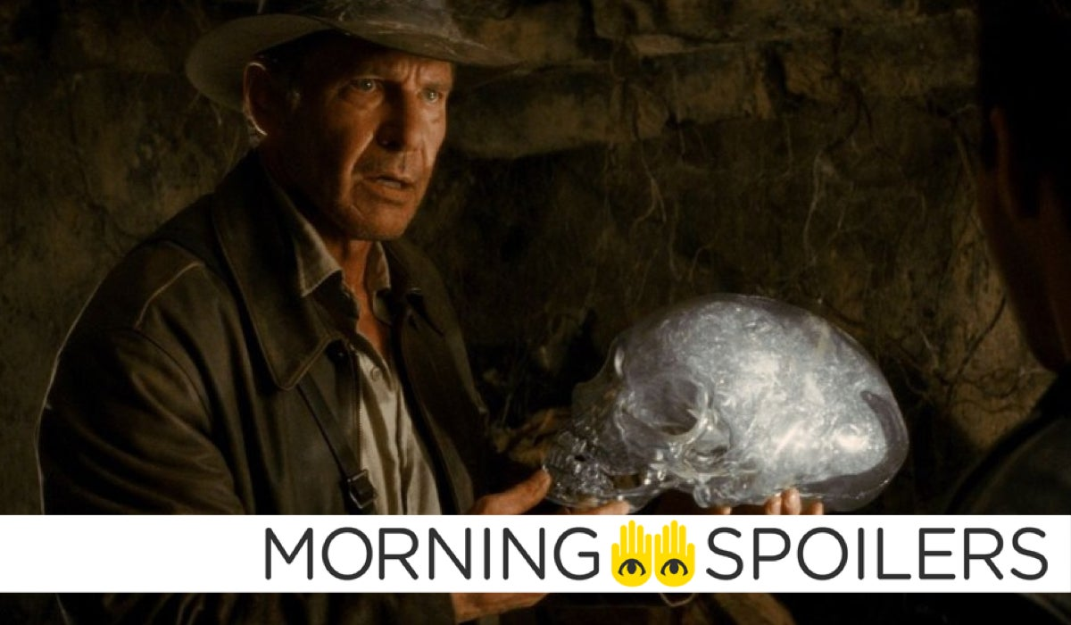 Spielberg Knows When He's Going To Start Shooting Indiana Jones 5