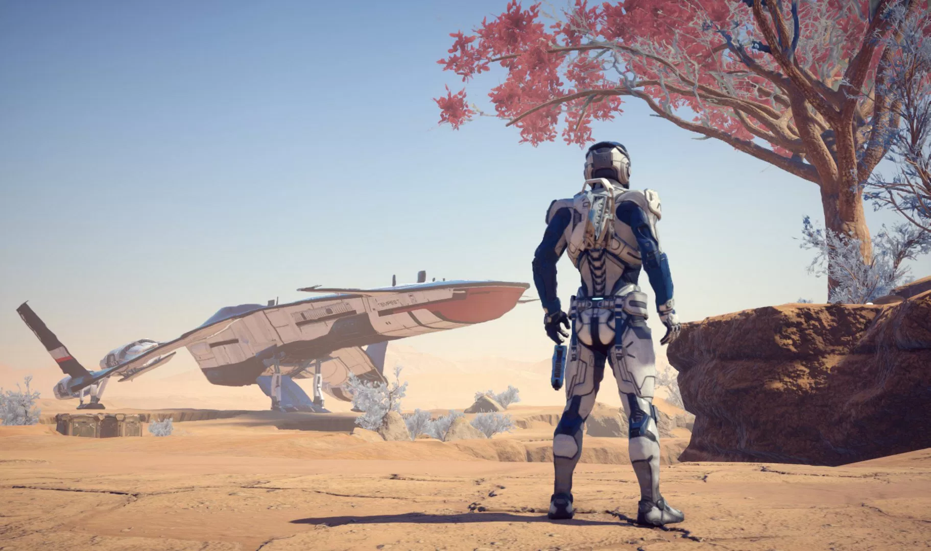 BioWare Confirms No DLC For Mass Effect: Andromeda
