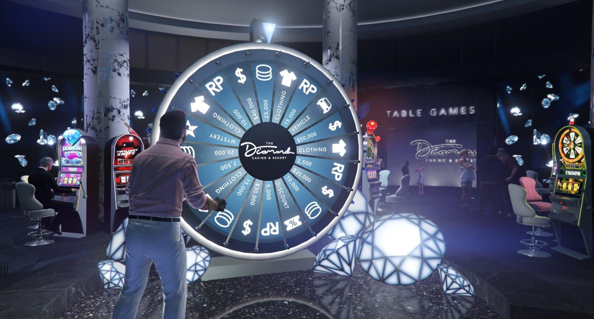 GTA Online's New Casino Is Great Even If You Aren't Rich
