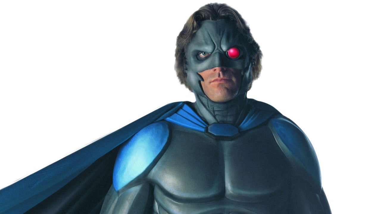 Marvel's Preposterously '90s TV Series Night Man IsComing To DVD For Some Reason