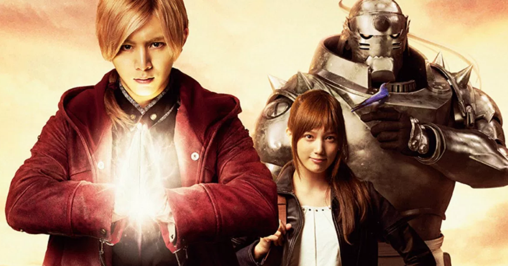 Fullmetal Alchemist Anime Director Criticises The Live-Action Movie's All-Japanese Cast