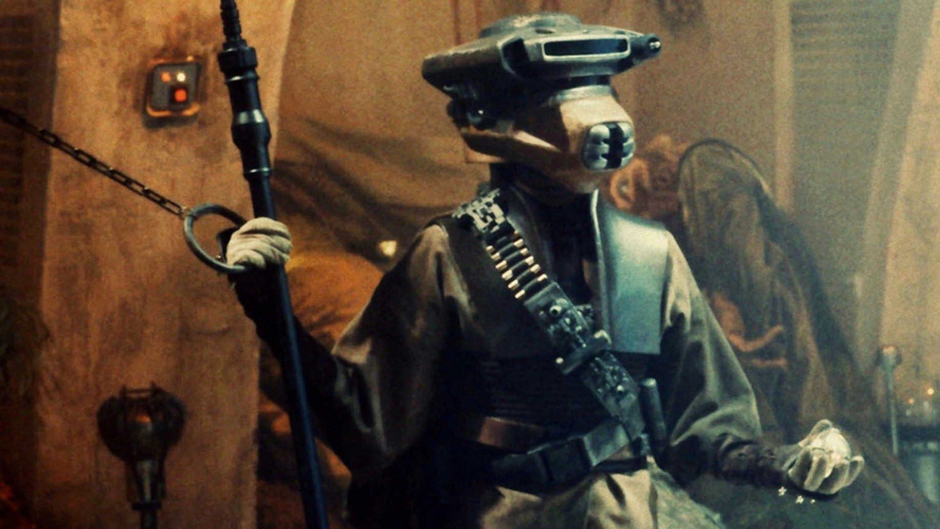 A New Star Wars Short Answers A Lingering Return Of The Jedi Question