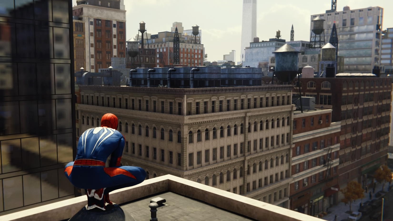 Insomniac Reveals One Of The Camera Tricks That Makes Spider-Man's World Feel So Big