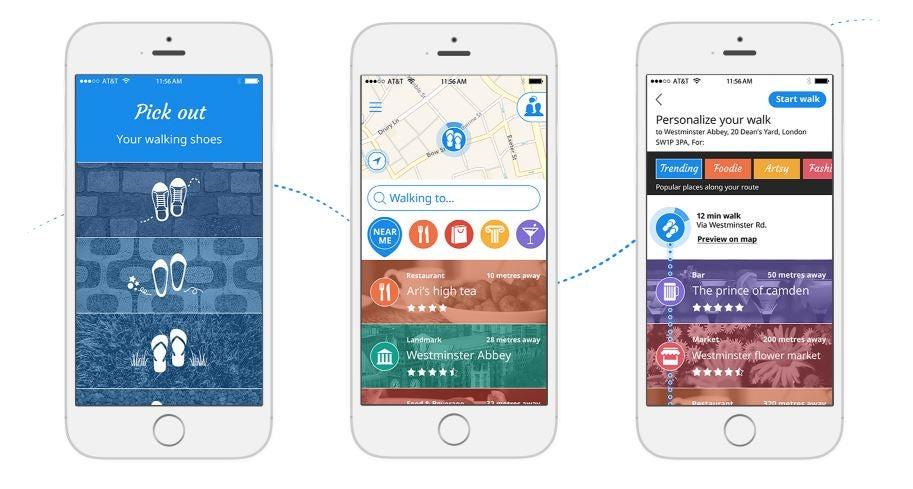 ios ios-downloads navigation tourism