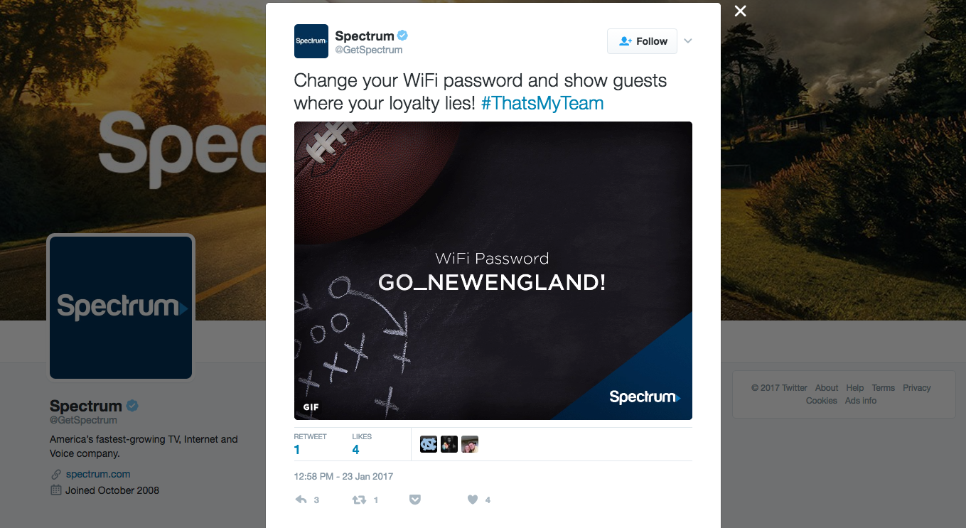 A US ISP Tweeted Out Some Spectacularly Awful Security Advice