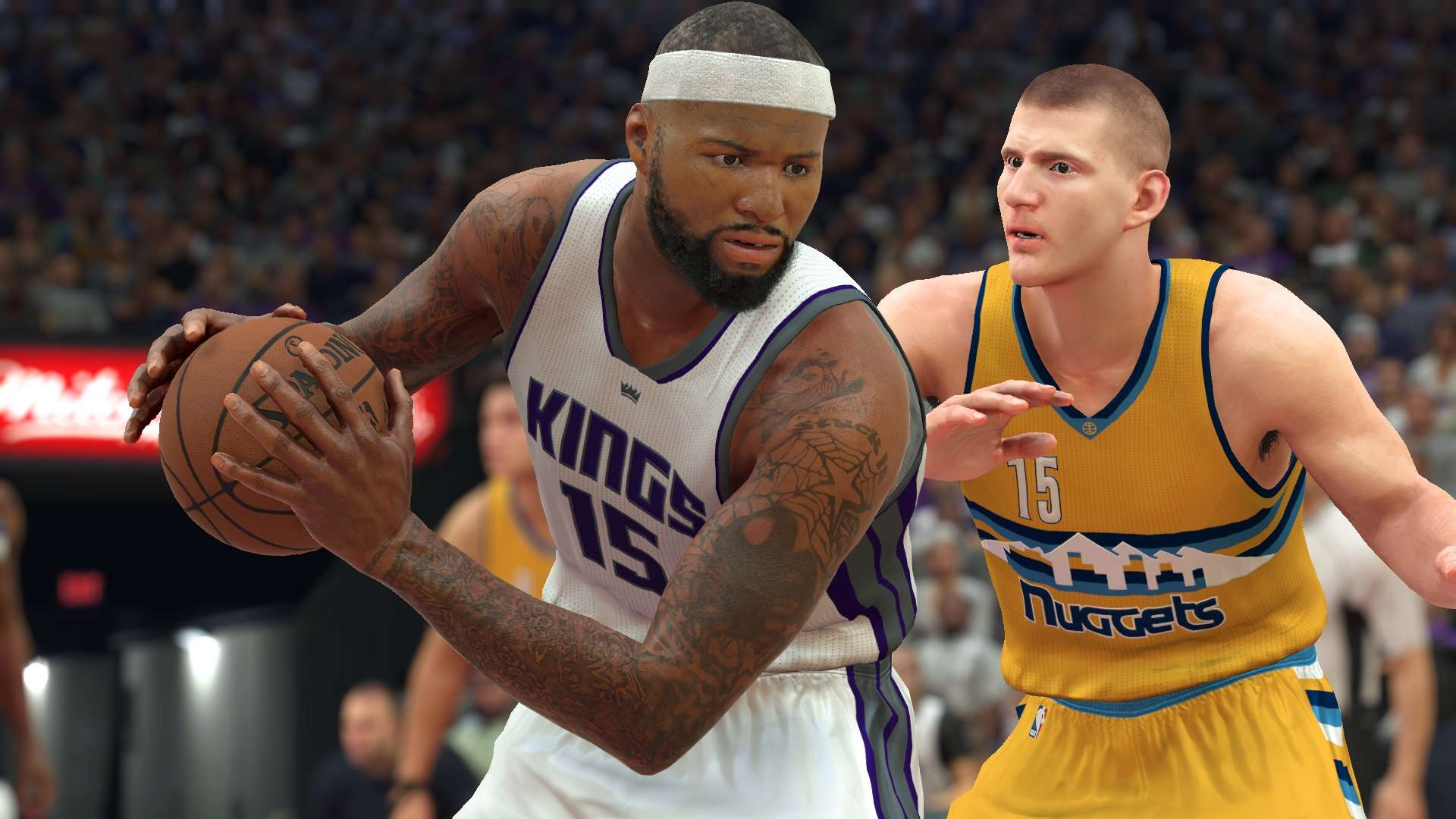 DeMarcus Cousins' Trade Was So Bad NBA 2K17 Won't Let You Do It