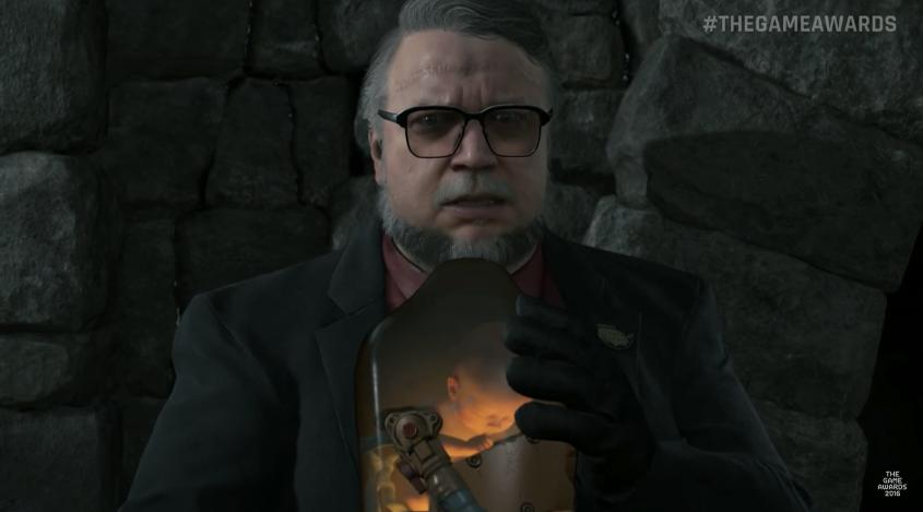 Guillermo Del Toro Says 'F**k Konami'