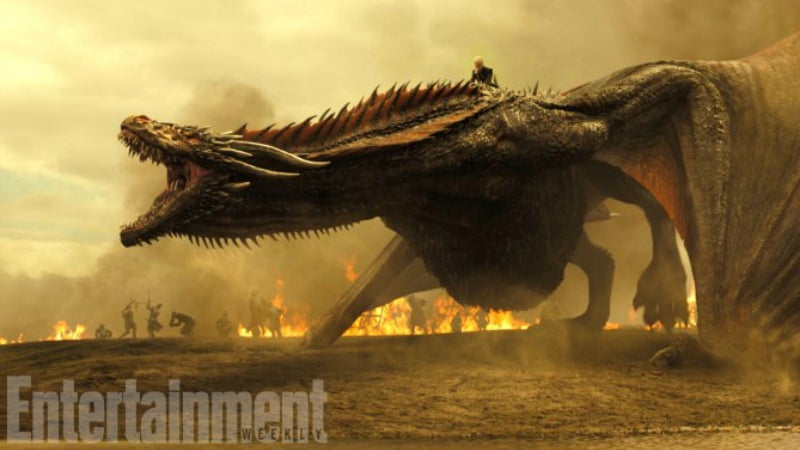 New Game Of Thrones Season Seven Photos Reveal Where Daenerys And Arya Are Headed