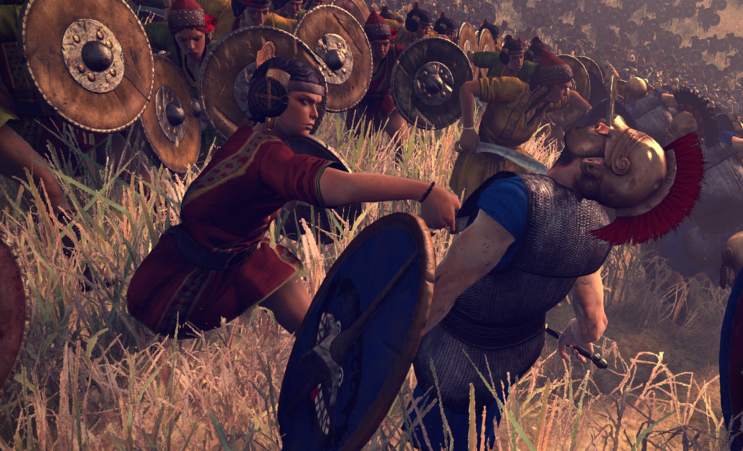 Total War Game Gets Review Bombed On Steam Over Women Generals