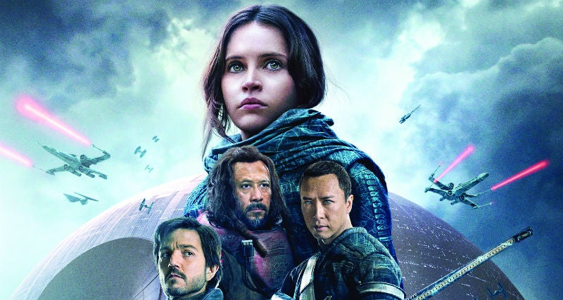 The Rogue One Blu-ray Is Filled With Features, But Somehow No Deleted Scenes