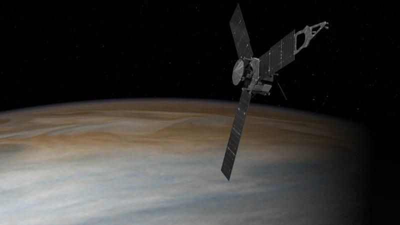 jet-propulsion-laboratory juno-mission jupiter nasa space