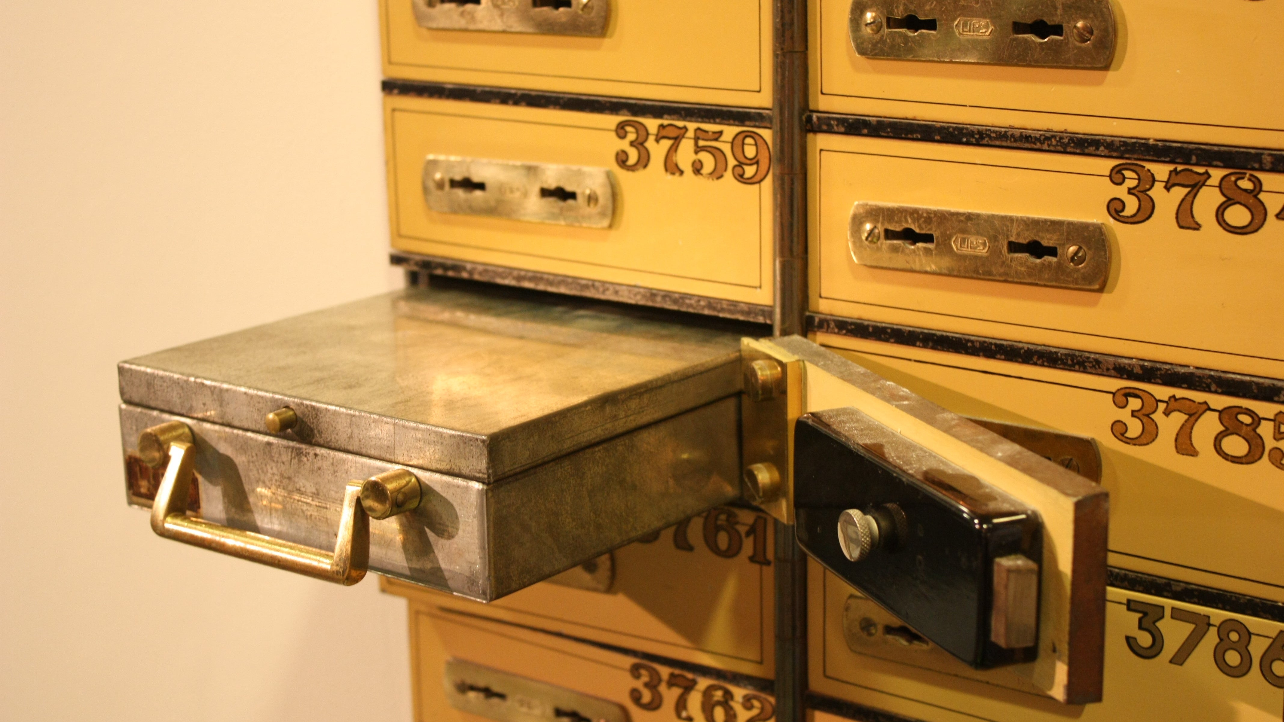 It's Time To Find A Safe Deposit Box Alternative