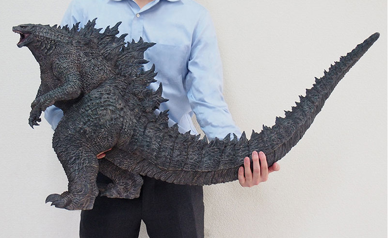 This Huge Godzilla Collectible Is Only $800