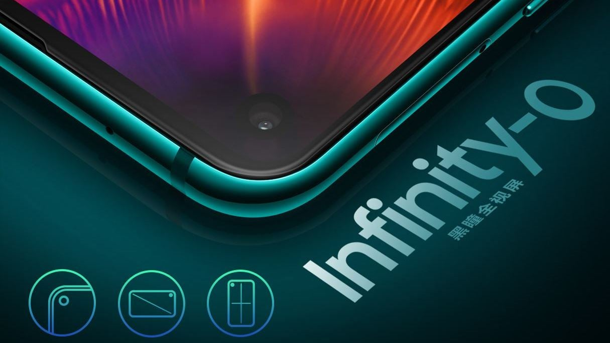 This Is Probably How Samsung's Galaxy S10 Will Avoid The Notch