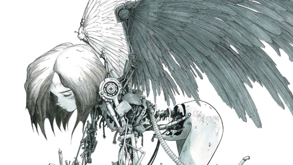 The Battle Angel Alita Manga Is An Essential Read