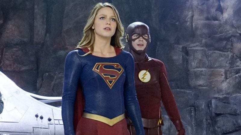 arrow cw dc flash io9 legends-of-tomorrow supergirl television