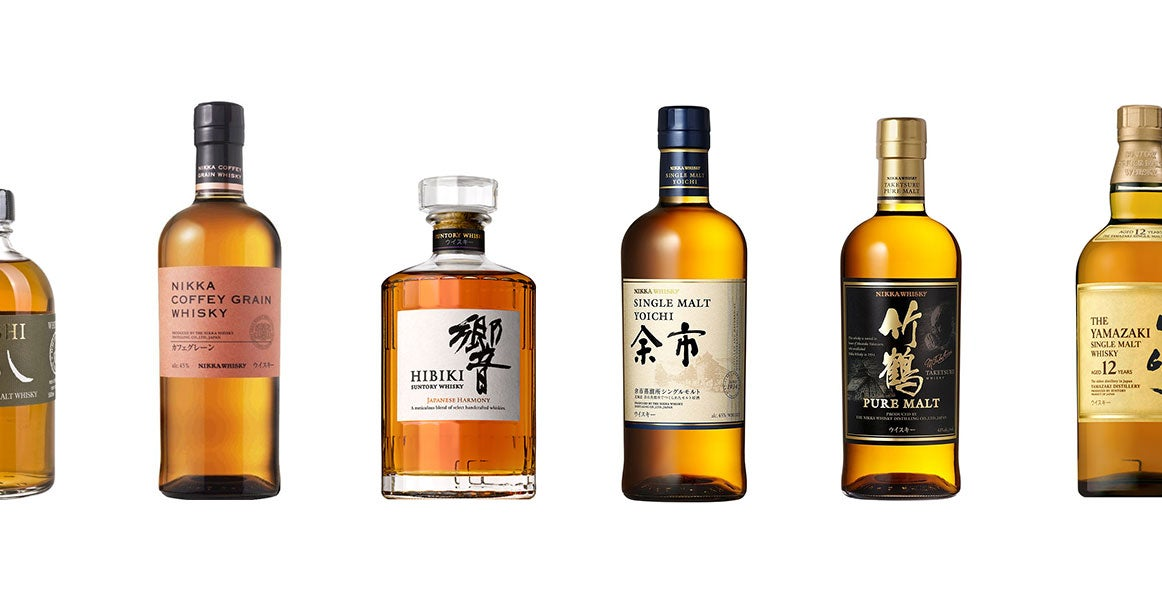The Best Affordable Japanese Whisky You Can Buy