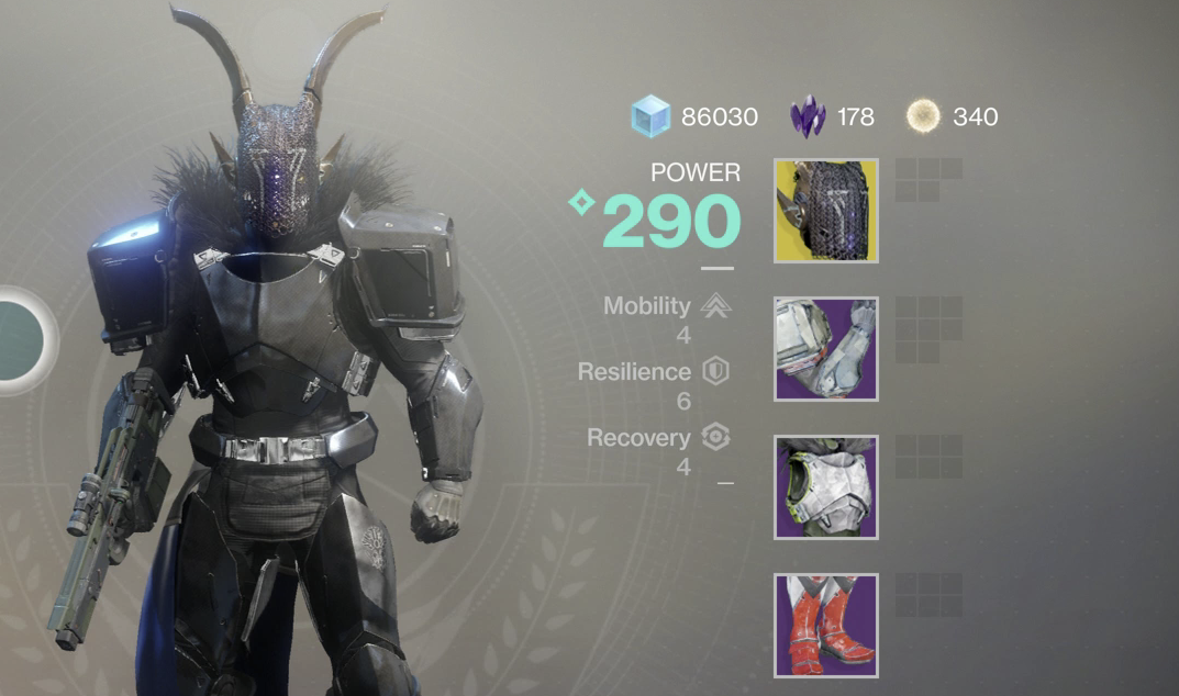 How To Level Your Power Quickly In Destiny 2