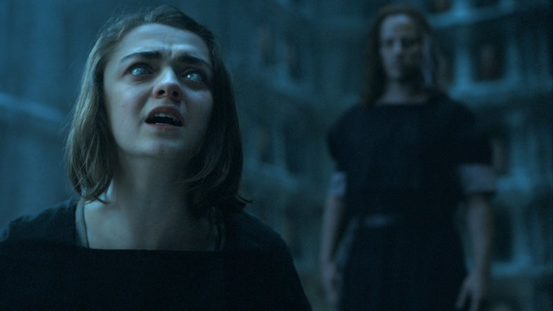 Game Of Thrones' Final Season Is Going To Be Very, Very Short, Like Arya