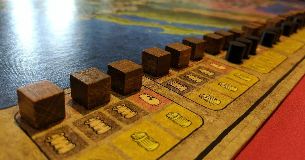 What Board Games Have You Been Playing?