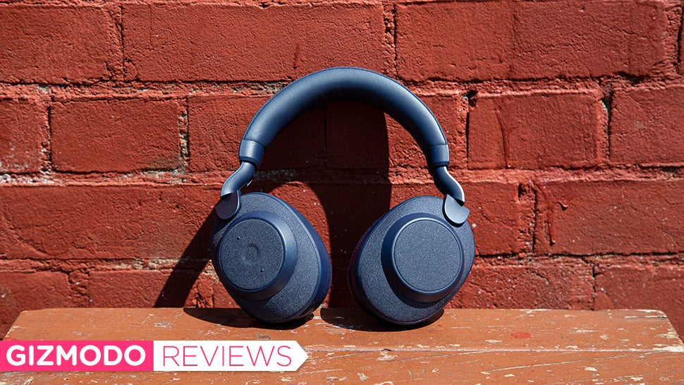 Jabra Changed How Noise-Cancelling Headphones Work, And I Like It