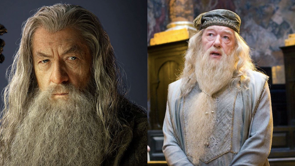 George R.R. Martin Thinks Gandalf Could Kick Dumbledore's Arse -- Do You Agree?