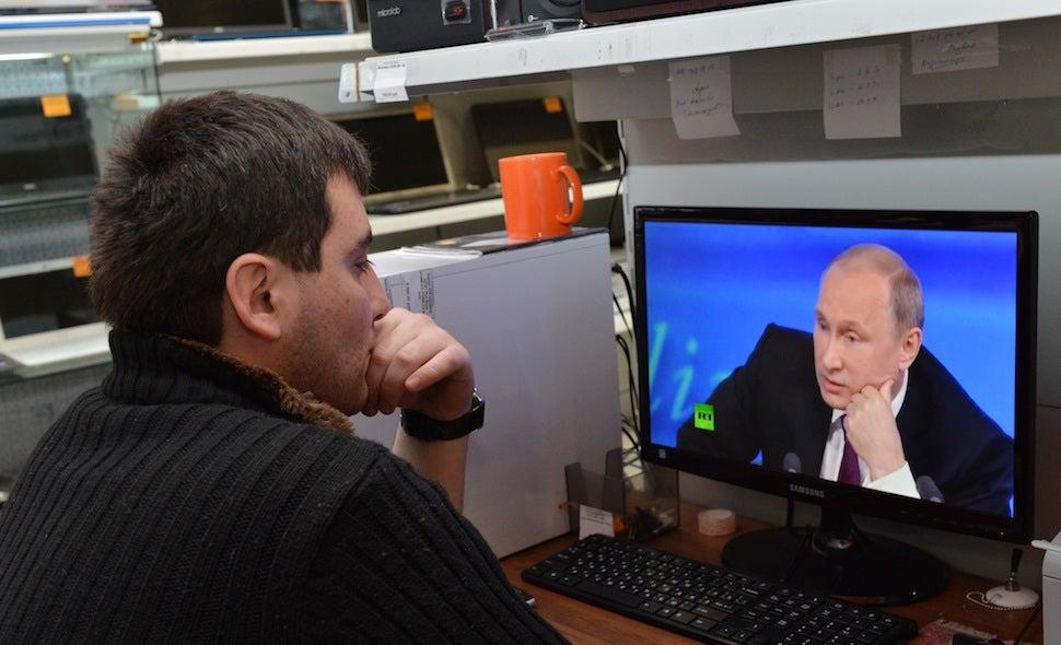 microsoft outlook russia vladimir-putin