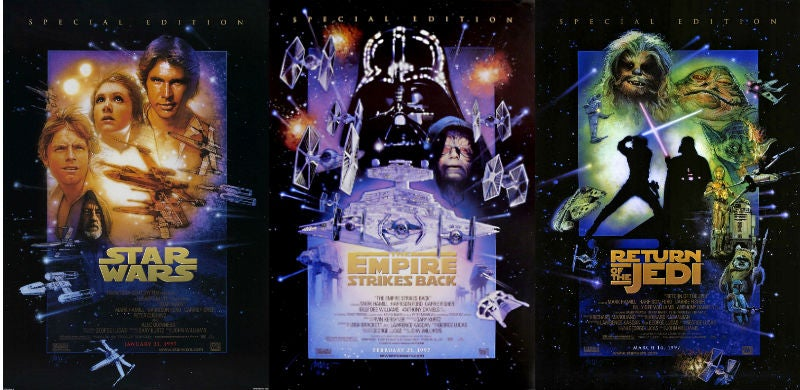 The Star Wars Special Editions Remain A Crucial Milestone 20 Years Later