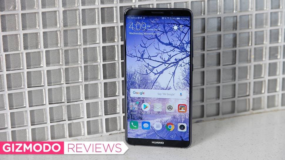Review: Huawei Mate 10 Pro