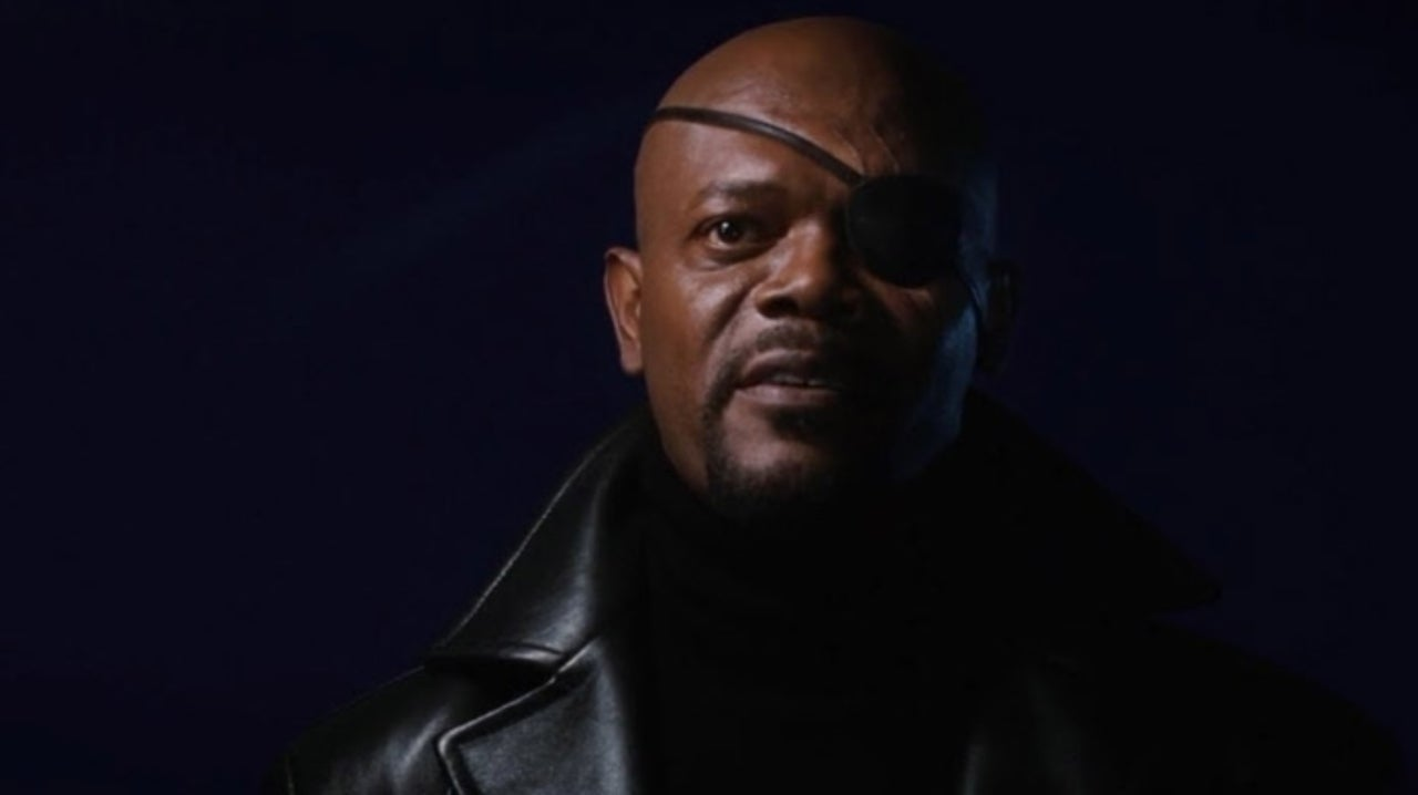 Iron Man Had An Alternate Post-Credits Scene Where Nick Fury Referenced The X-Men