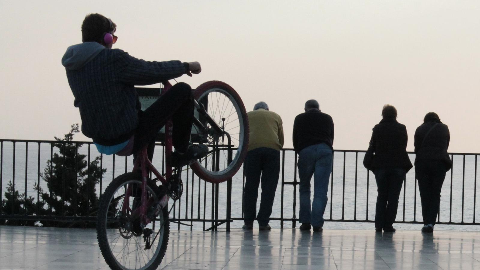 cycling vitals