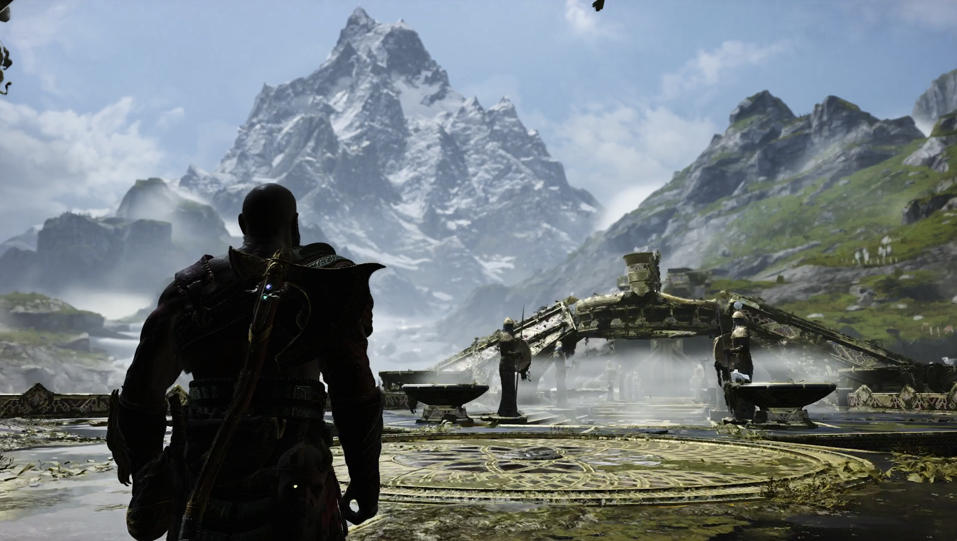 God Of War's Optional Stuff Is Extremely Worth Doing