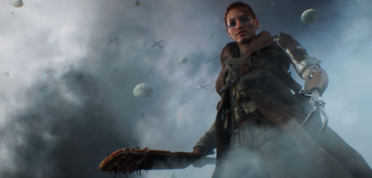 DICE GM: 'Player Choice And Female Playable Characters Are Here To Stay'