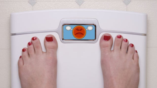 This Chart Explains What Those Numbers On The Bathroom Scale Really Mean