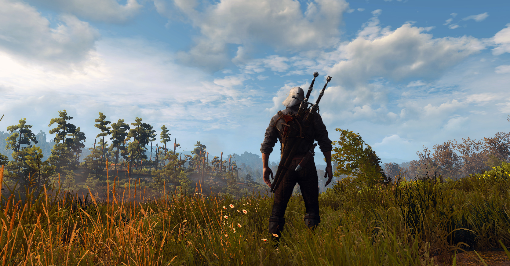 What Someone Who Spent 1800 Hours In The Witcher 3 Actually Did