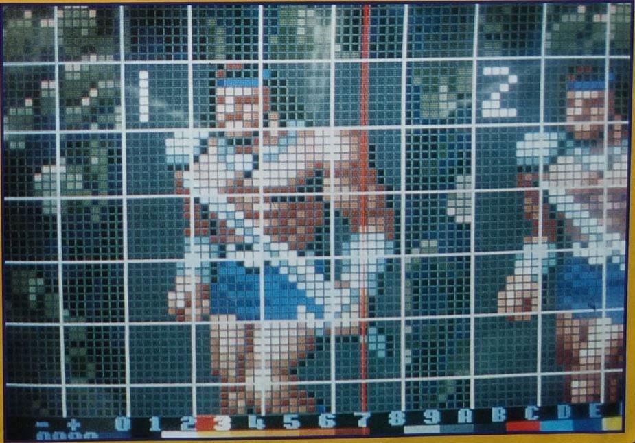kotaku-core pixel-art total-recall