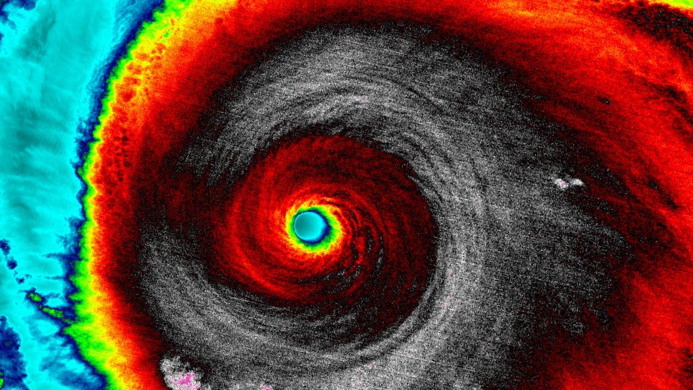 A Recent Hurricane Shot A Bolt Of Antimatter Toward Earth