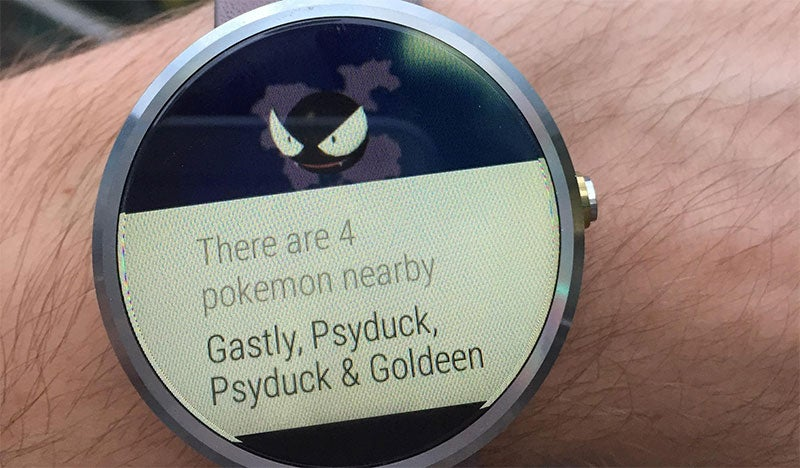 android android-wear pokmon pokemon-go