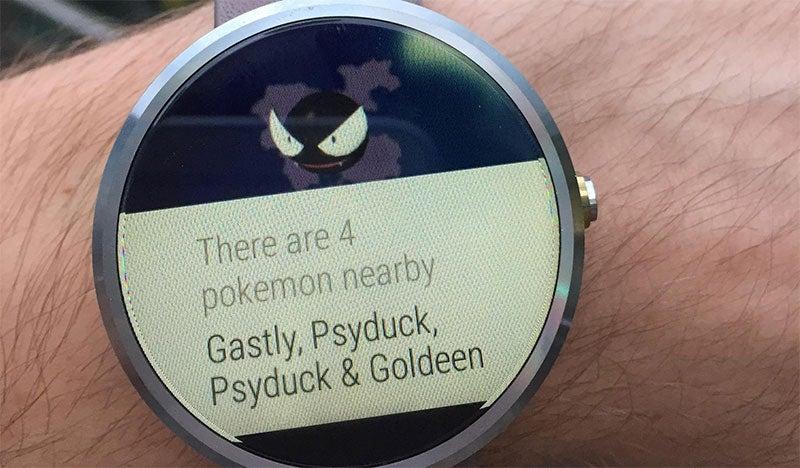 android android-wear pokmon pokemon-go