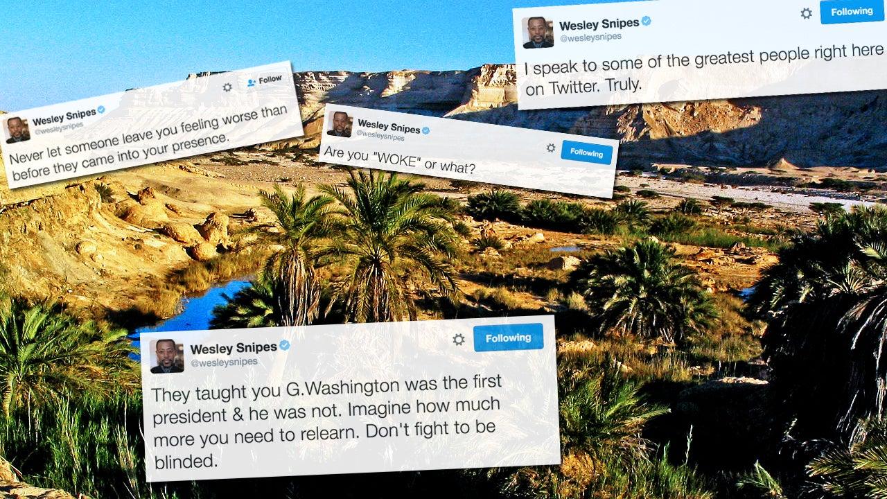 tag-online twitter wesley-snipes